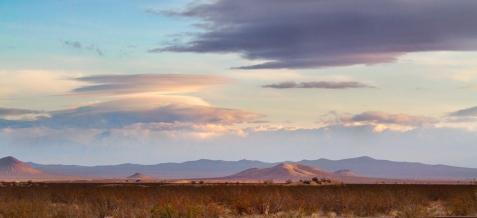 Mojave-Panorama
